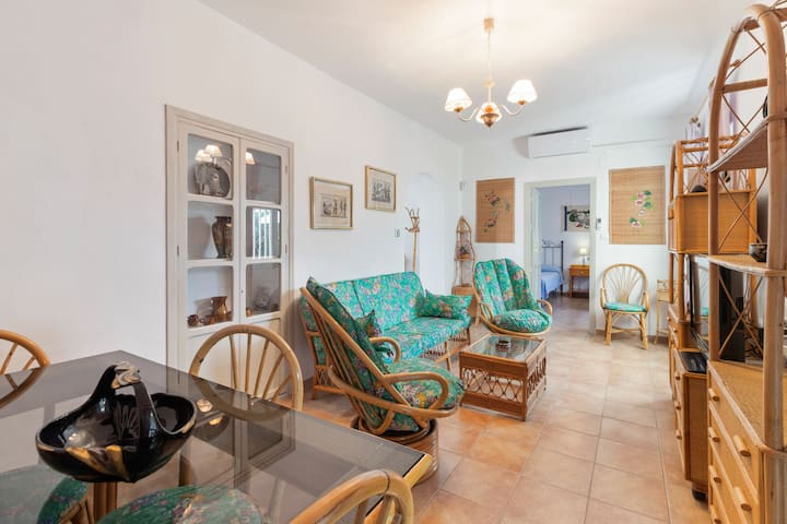 Casa vacanze tradizionale a Torre del Mar con terrazza