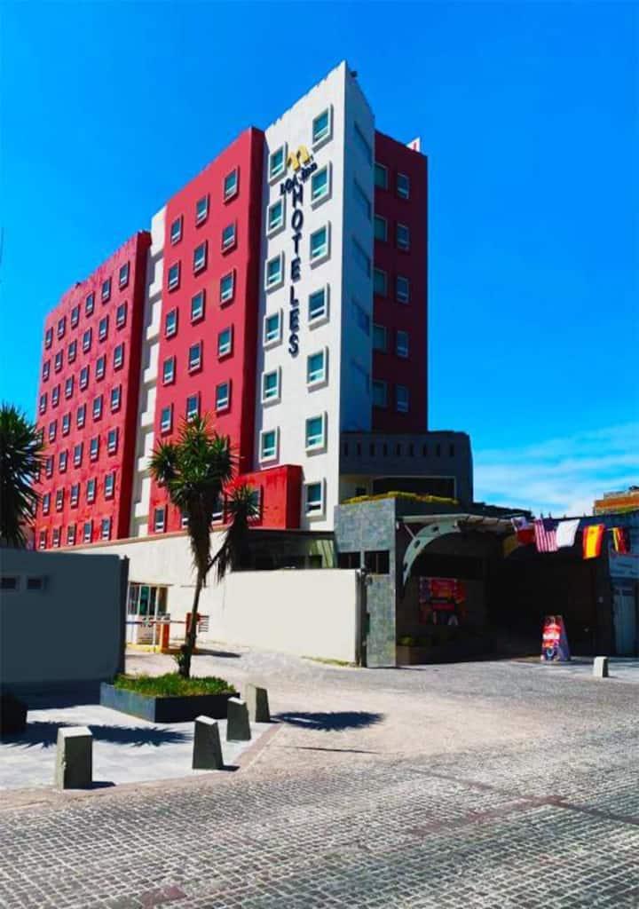 El mejor hotel de la ciudad!! Loa Inn Hoteles
