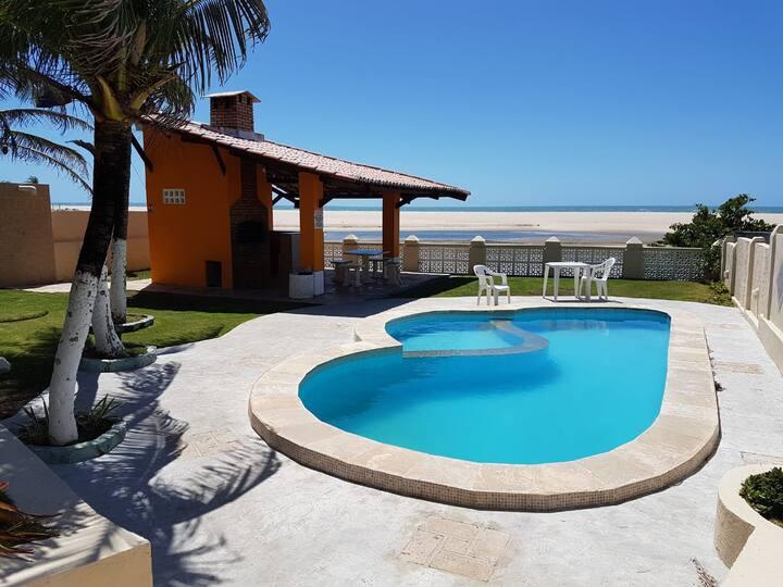 Casa Duplex Praia do Presídio Frente  pro Mar