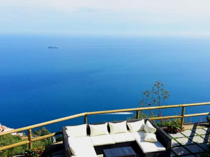 Villa Turquoise Amalfi Coast, Conca dei Marini