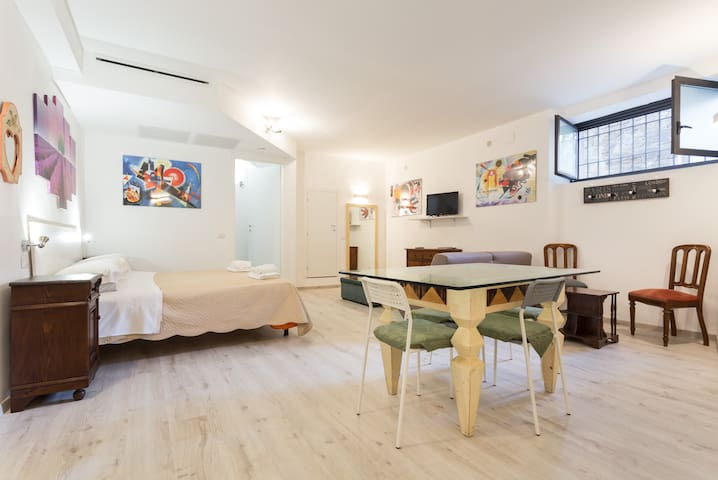 Appartamento Orchidea Rosa. - Orvieto - Appartement