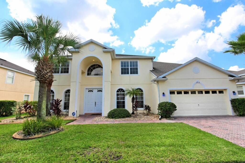 Sweet Home Vacation Disney Rentals Vacation Homes Florida Orlando(EV49930)