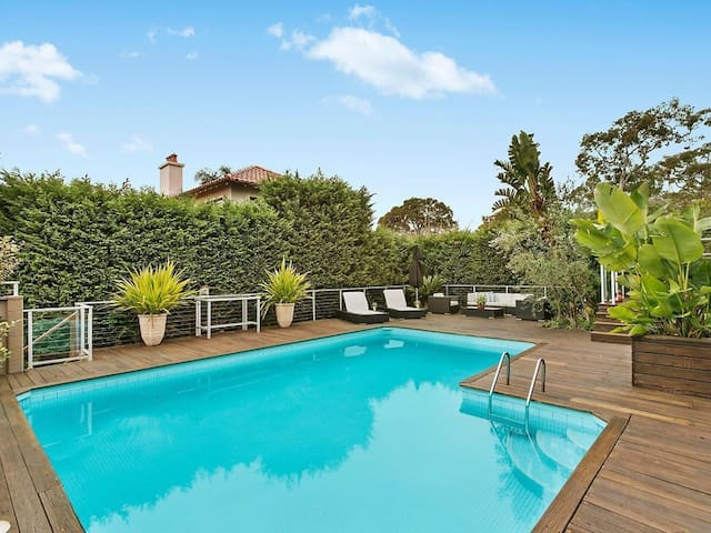 Large Home in Beautiful Balmoral Beach - Mosman - House
