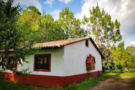 Cabaña nueva en el Restaurant El Vergel Tapalpa