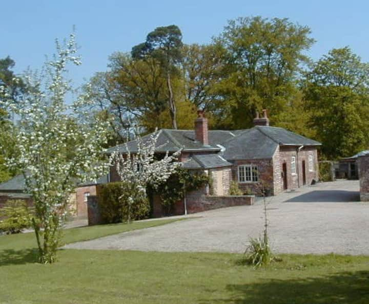 Coach House on Country Estate