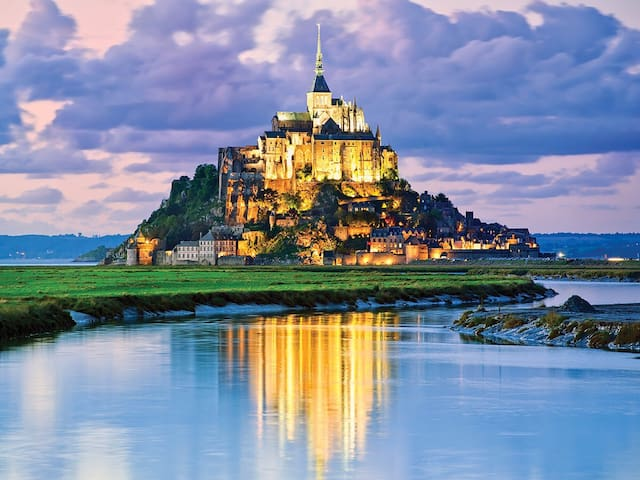 Baie du Mont Saint Michel - Bacilly - House