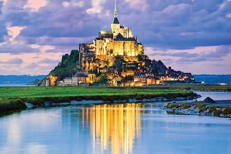 Baie du Mont Saint Michel - Bacilly - Casa