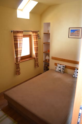 Private room close to Somlyo church - Miercurea Ciuc - Huis