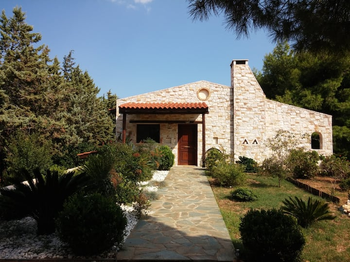 Private Countryside Villa near Athens Airport