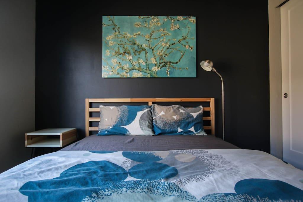 """Bedroom (""""Art Room"""")"""