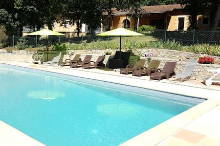 magnifique propriété au calme - Saint-Aubin-de-Nabirat