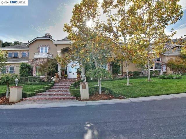 Ultra-Luxurious Cali Villa - Pleasanton - Villa
