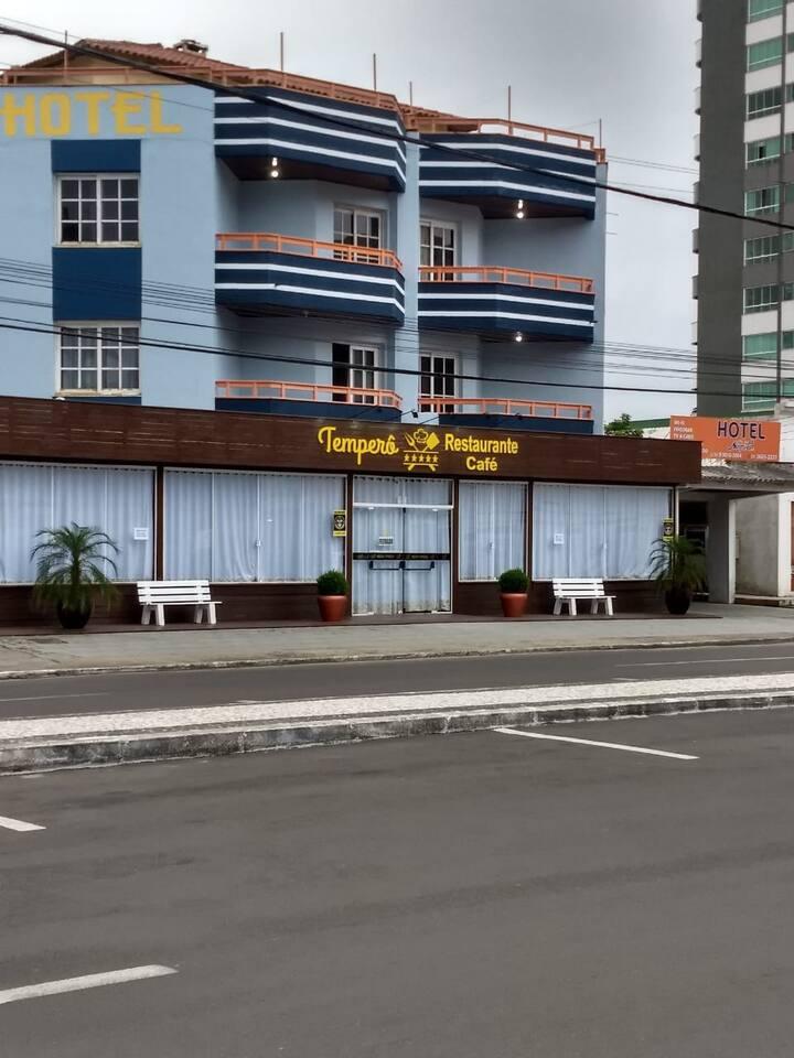 Hotel Napoli - Suíte Casal