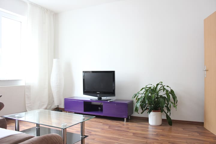 Perfectly located 3 Bedroom modern Apartment - Frankfurt am Main - Apartment