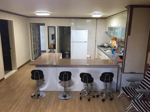 화진동인빌라 민박 - Buk-gu, Pohang-si - Apartamento