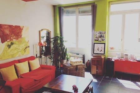 Jolie Chambre plein coeur de Lyon - Lyon