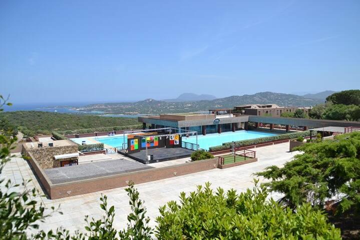 Appartamento in CostaSmeralda a due passi dal mare - Cugnana Verde, Olbia