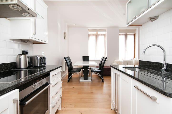 SOUTHAMPTON TOWN FLAT; GROUND FlOOR - Southampton - Apartament