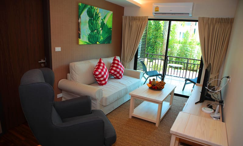 The best flat for vacation (Phuket)
