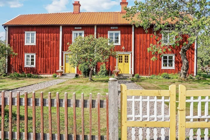 5 person holiday home in KRISTDALA
