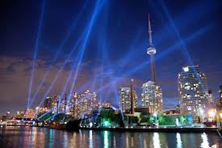 Best location walkable downtown sightseeings