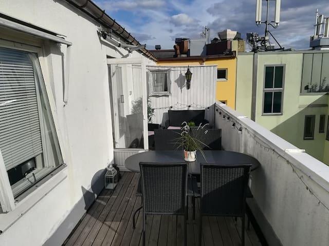 Top apartement in Majorstua!