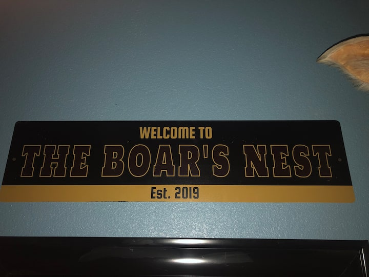 The Boar's Nest Lodge