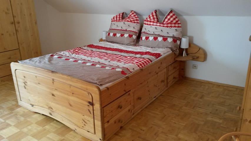 Wohnen mit viel Platz in ruhiger Lage - Alsbach-Hähnlein - Diğer