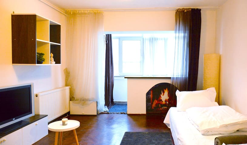 ⭐  Cozy 1 Room Flat at Park Cismigiu PROMO PRICE ⭐