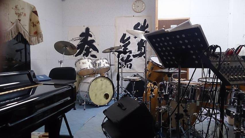 studio noise - Tanabe - Apartament