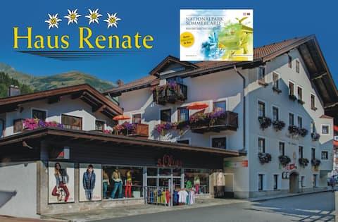 ****Apartment Haus Renate 8 +Nationalparkcard