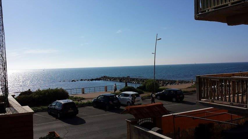 Affitto appartamento fronte mare - Lido di Ostia - Διαμέρισμα