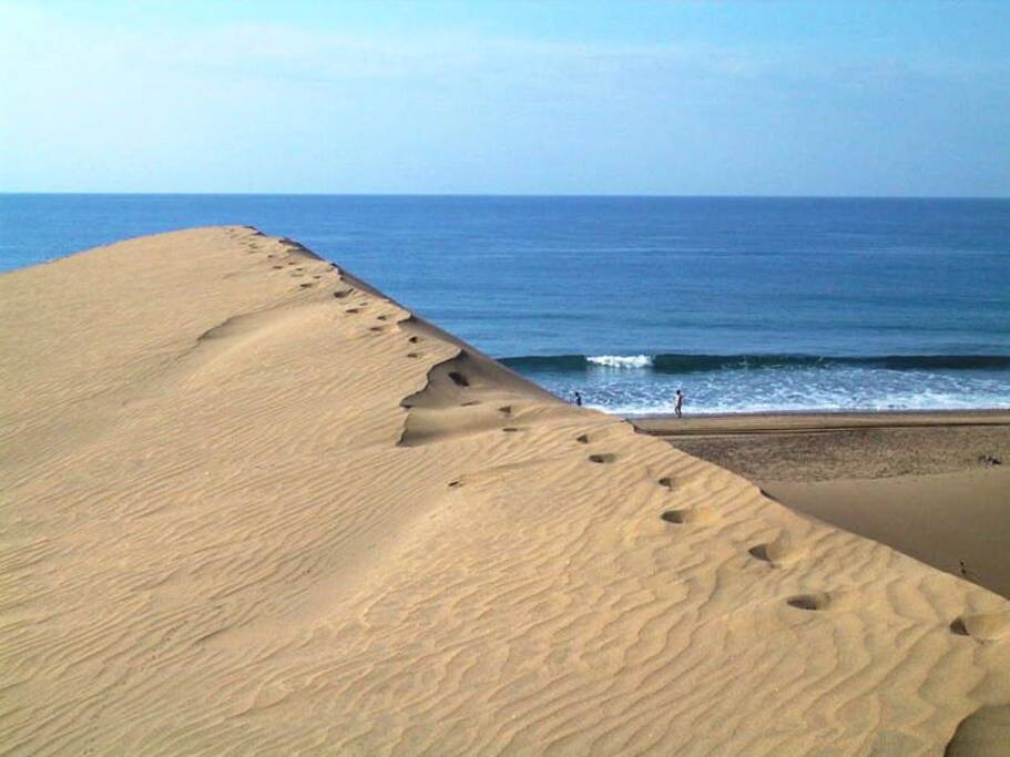 Strand en duinen van Maspalomas