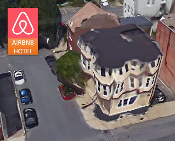 ❤️ AIRBNB HOTEL #1