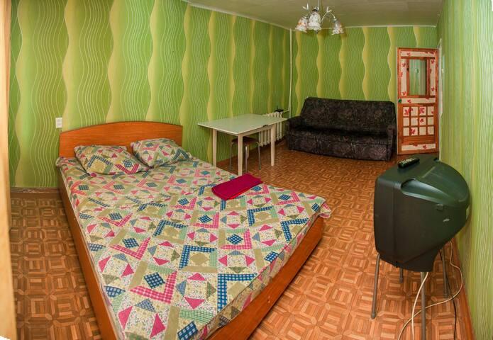 Однокомнатная квартира в центре города - Ivanovo - Daire