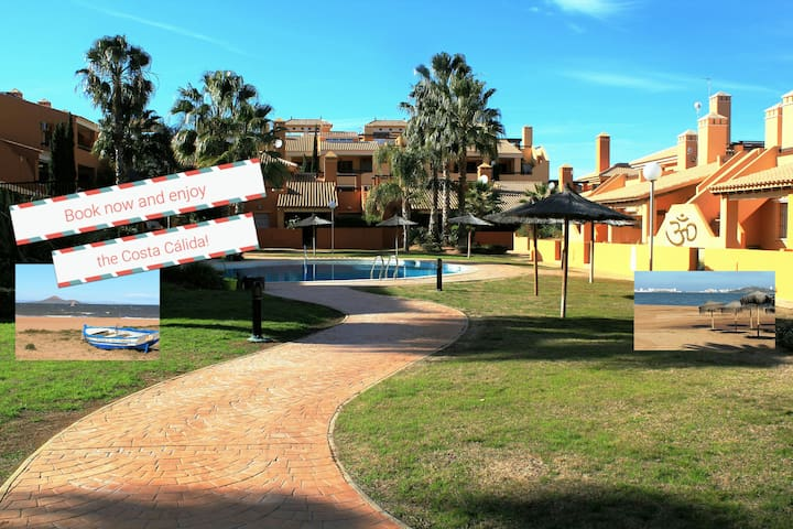 Excellent well furnished apartment