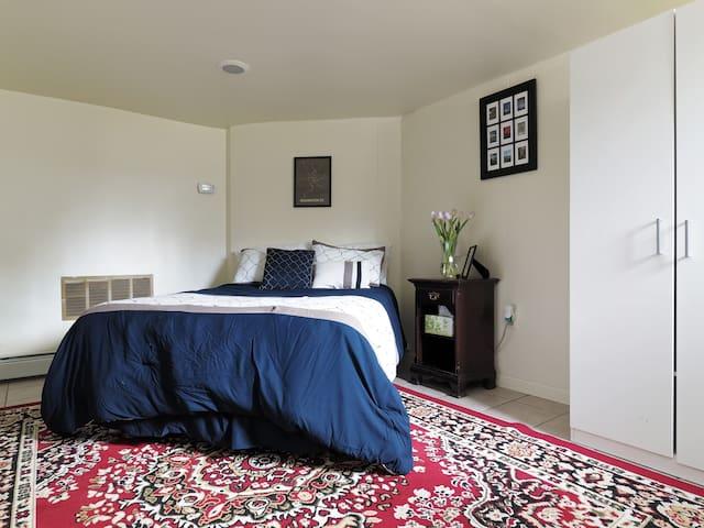 Private entrance basement apartment - Washington - Lägenhet