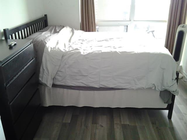 2 Bedrooms & 2 Bath Adorable Large Corridor Condo