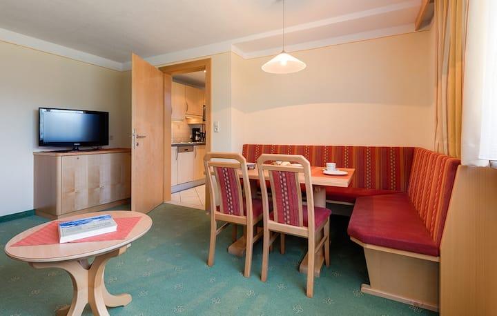 Serfaus, Apartment 1-2 Personen ca. 45m²