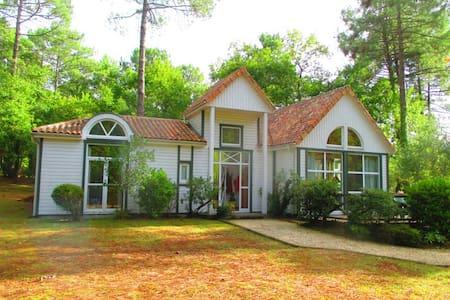 Villa La Cigale au golf de biscarrosse, 3 chambres - Biscarrosse