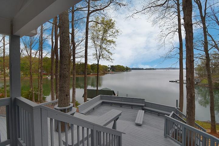 Social Distance Lakefront