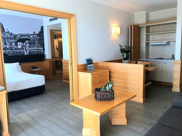 Aran Park Apartment for 4 adults