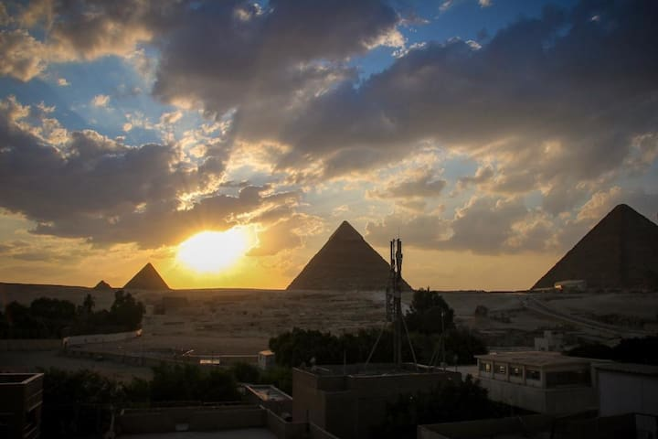 Pyramids View Apartment 1