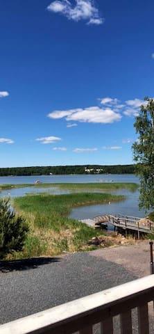 Villa Blomvik, romanttinen talo meren rannalla