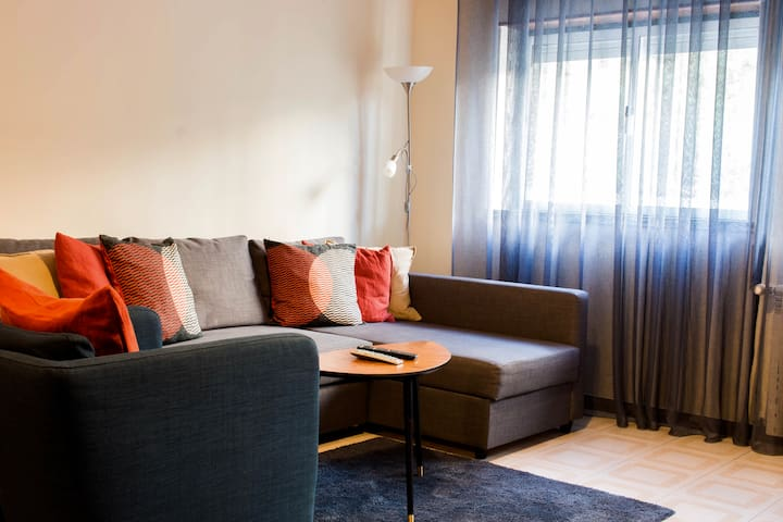 Cosy & Spacious newly renovated 3-rooms apartment!