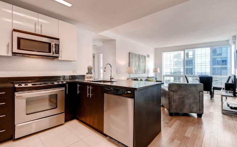 Modern 1-BR Morristown Apartment with a  View!