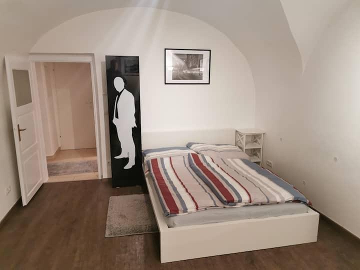 Zentrale, ruhige Wohnung nahe Murinsel & Kunsthaus