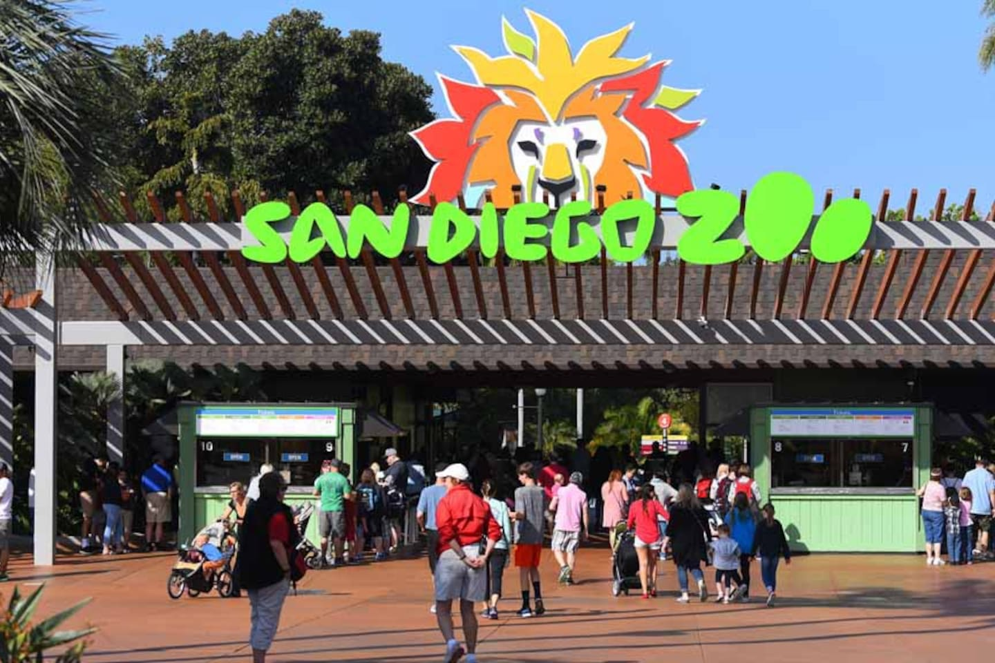 WORLD FAMOUS SAN DIEGO ZOO