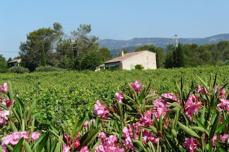 LOVELY COUNTRY HOUSE - Montfort sur Argens
