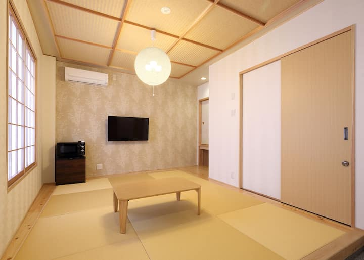 ROOMS SUIZENJI 2nd floor(松MATSU)(Free parking lot)